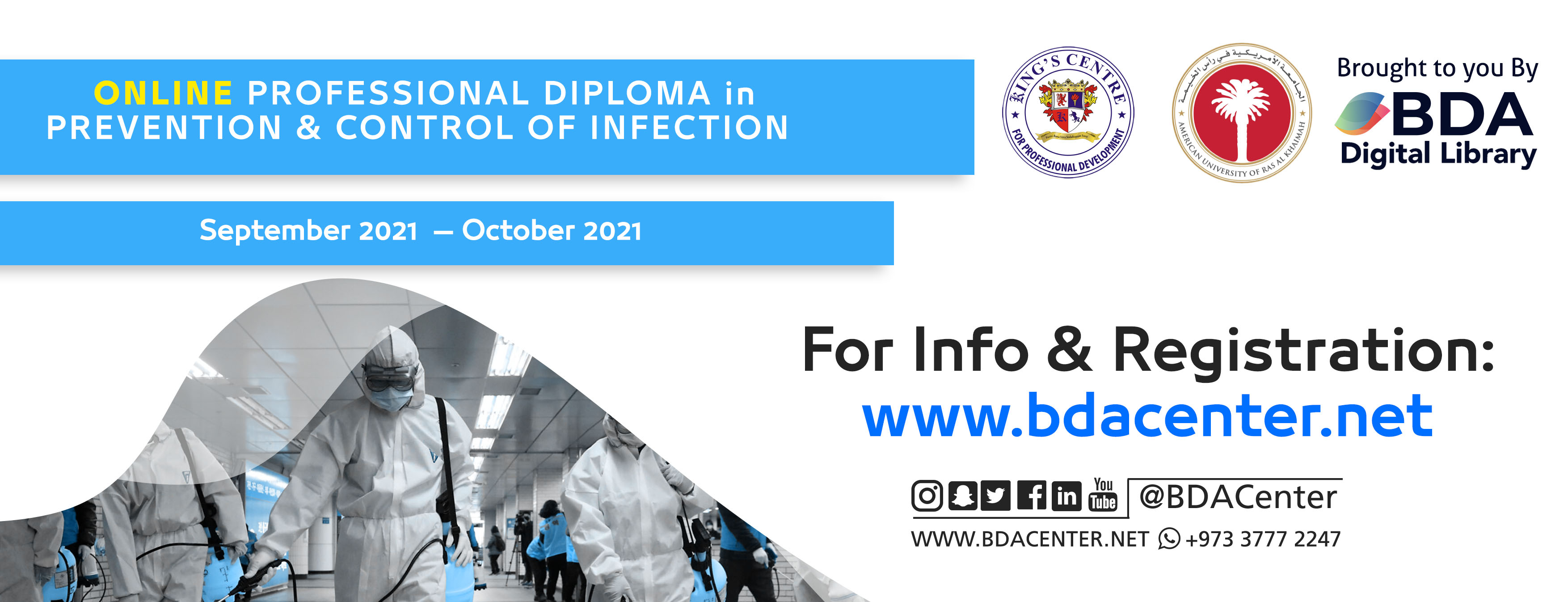 Diploma in Prevention & Control Of Infection